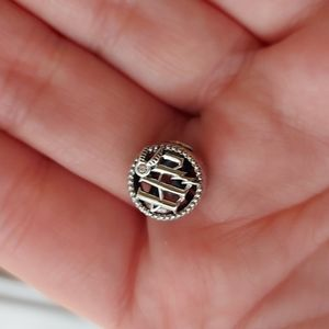 925 Silver Harry Potter Charm